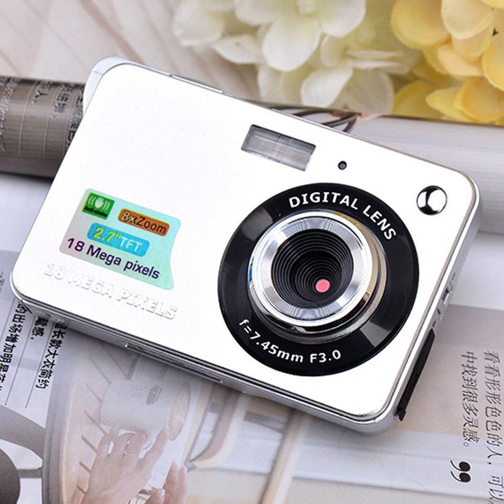 2.7 นิ้ว 18MP 720 P 8X Zoom HD Digital Camera กล้องถ่ายวิดีโอ
