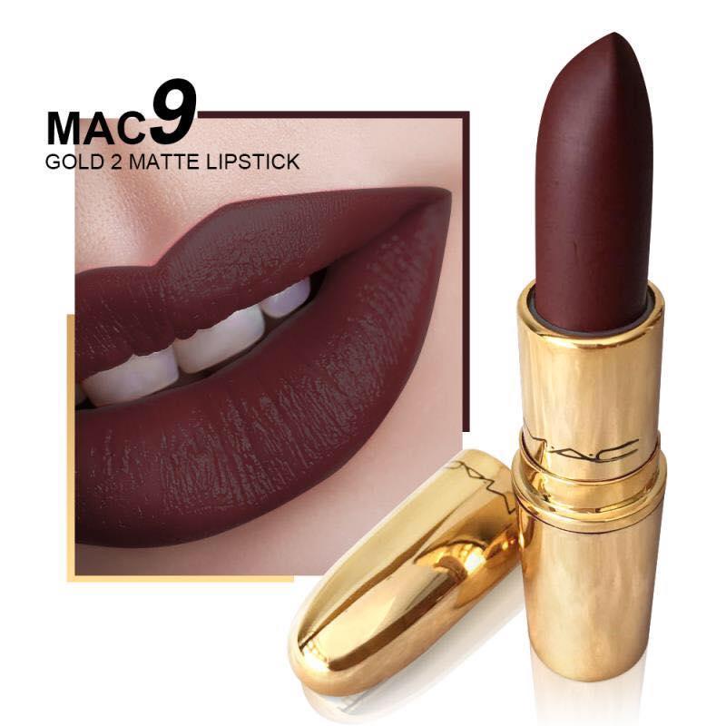 Mac Gold Matte Lipstick Philippines