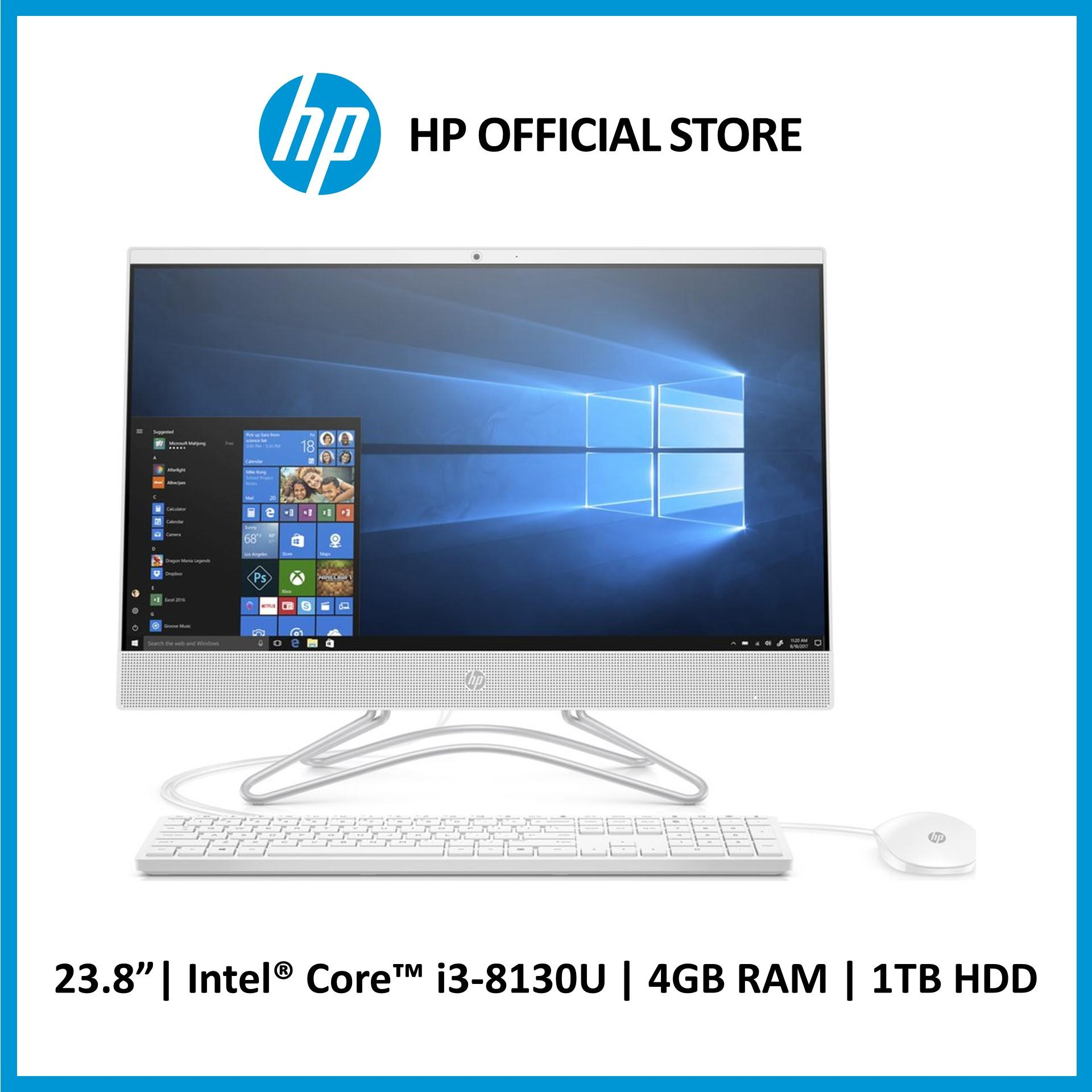 HP All-in-One Desktop PC 24-f0031d (23 8