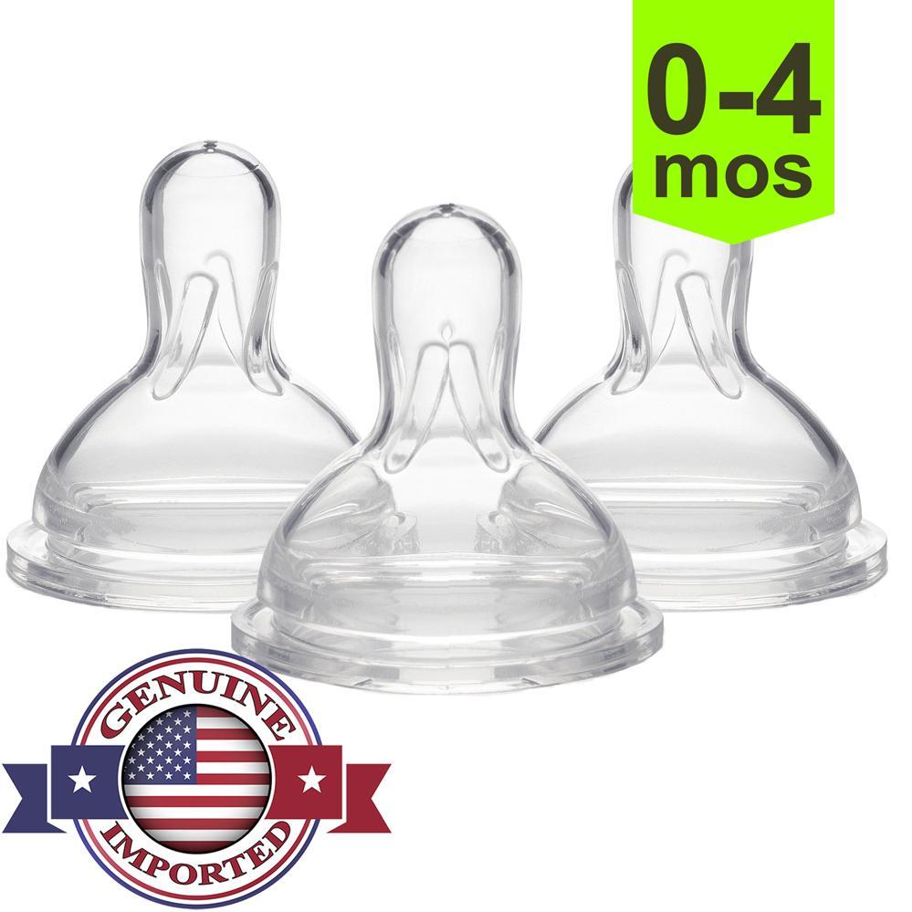 6 Medela Clear Travel Caps// bottle cap// nipple cap// collar cap Genuine for Use