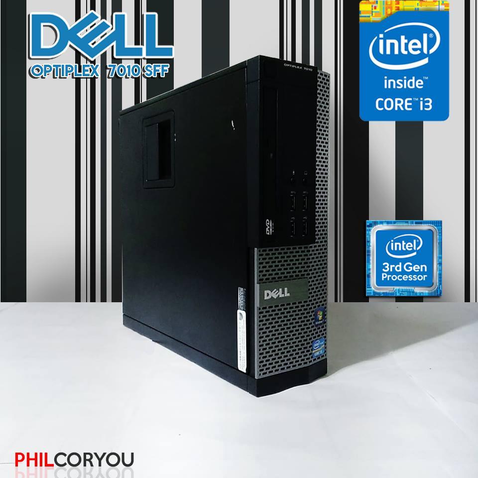 Dell PC Philippines - Dell Desktop Computers for sale - prices