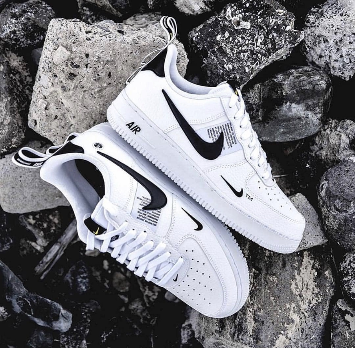 Nikee Air Force 1 low cut casual couple