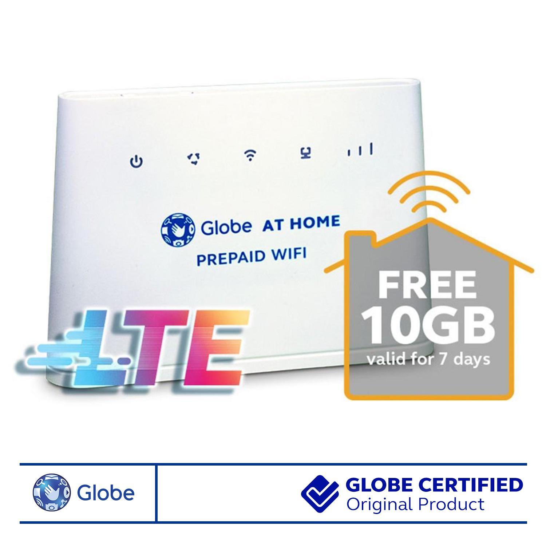 Globe Sim Unlimited Internet