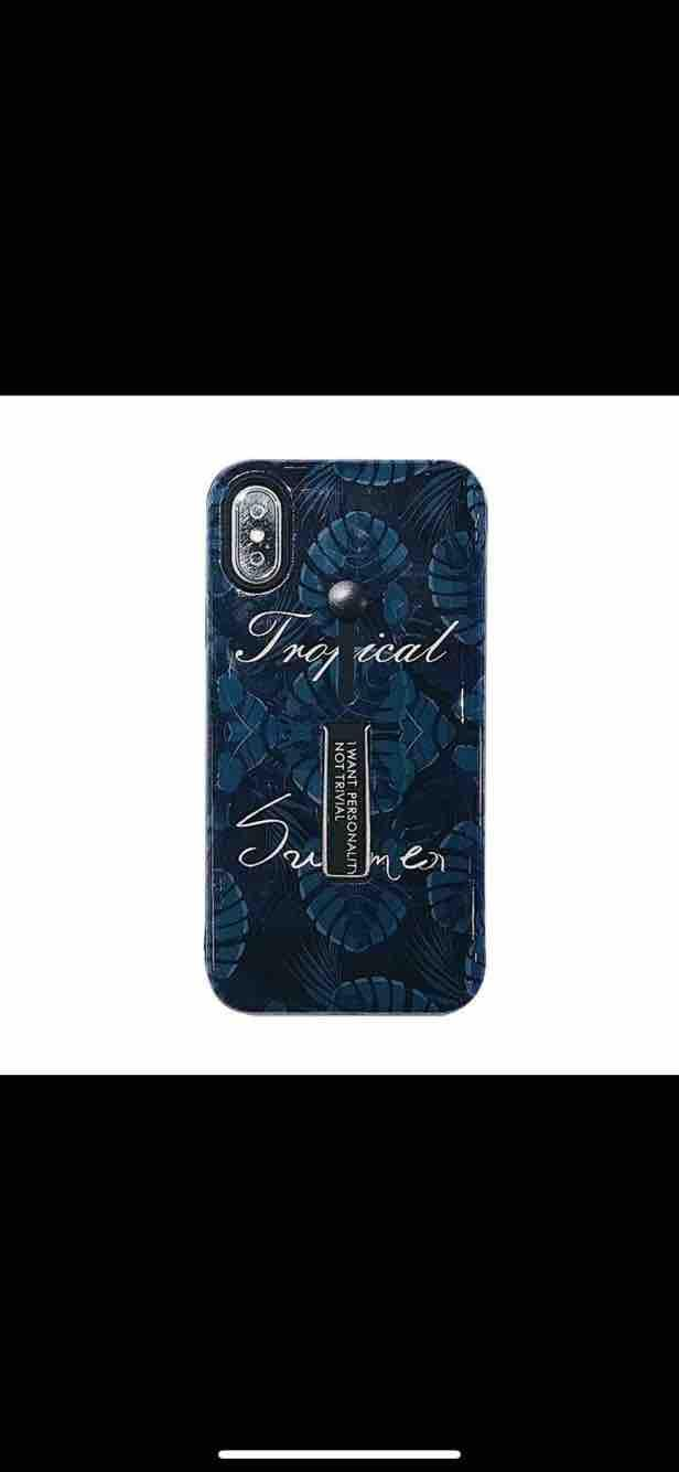 Vivo V15 Cartoon Style Armor Back Case With Ring At Stand Fashion Cellphone  Back Case Cover
