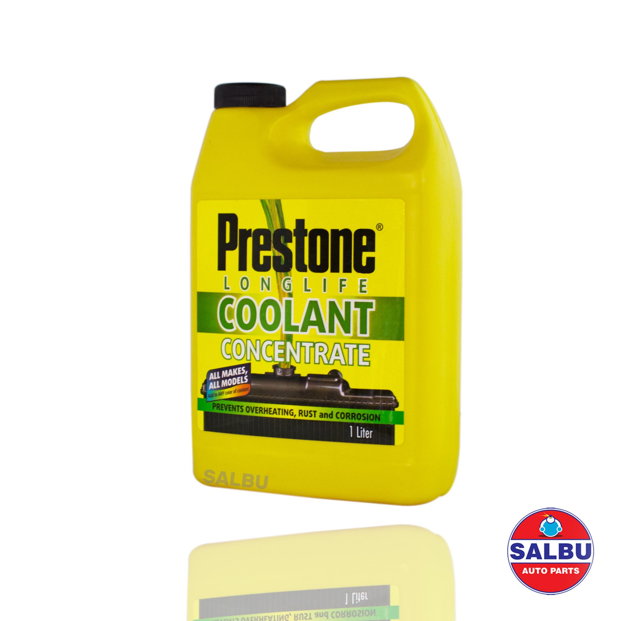 Prestone Long Life Coolant Concentrate 1L