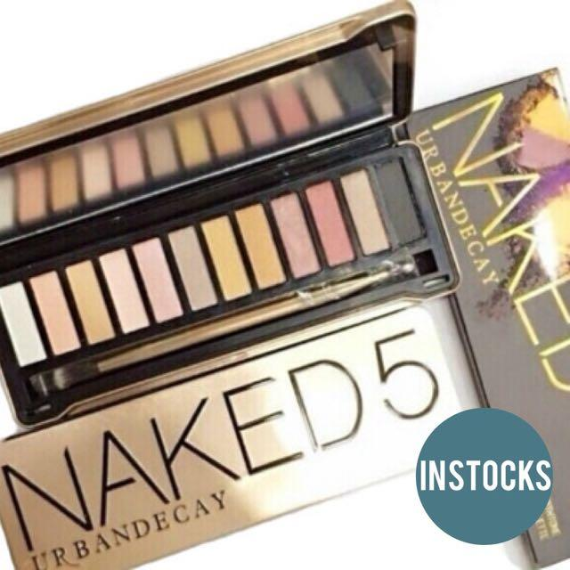 NK5 Makeup Eyeshadow Palette 12 Colors Philippines