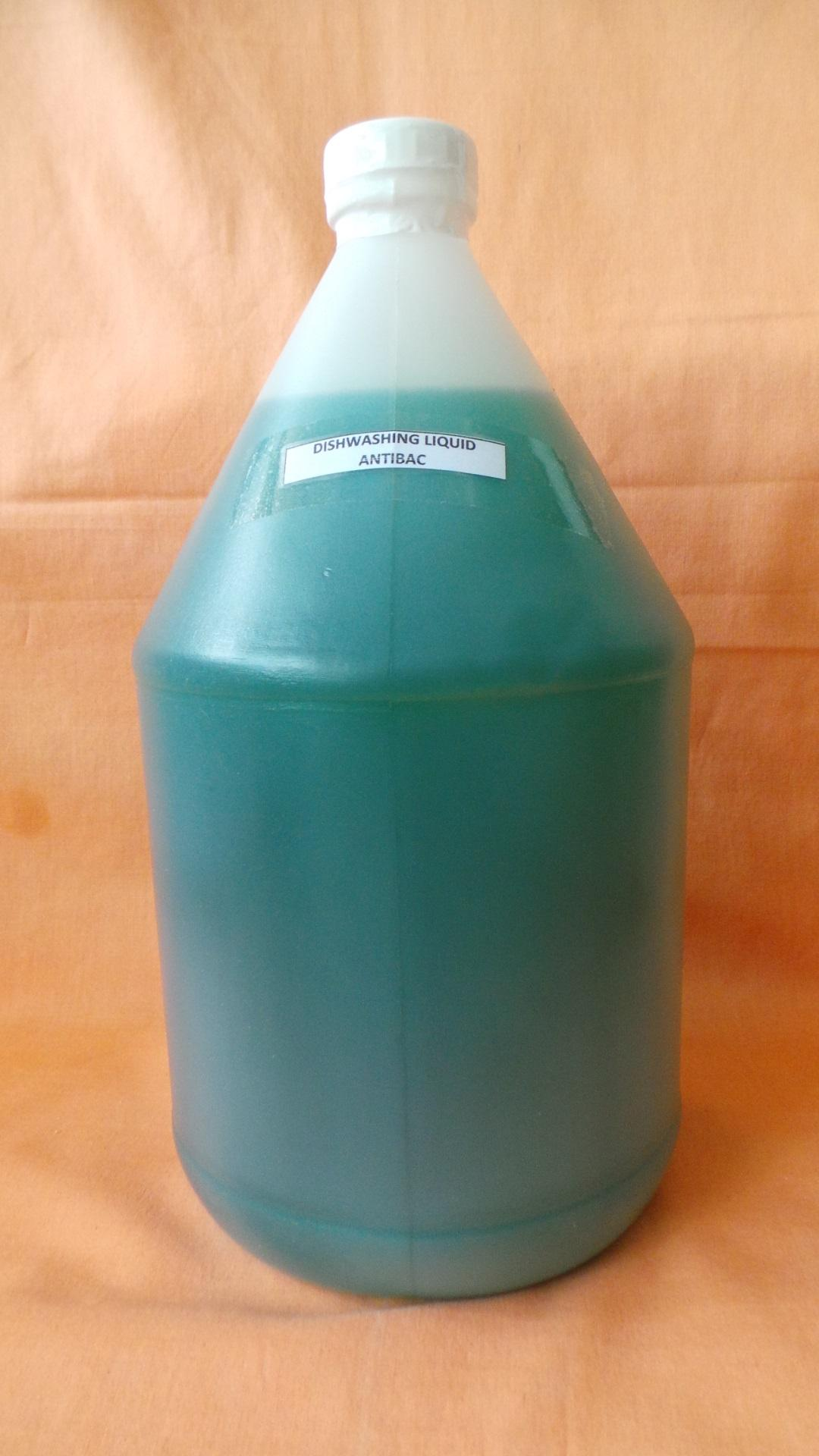 Dishwashing With Antibac 1 Gallon Or 3.8 Liters (concentrated) By Wallyps Shop.