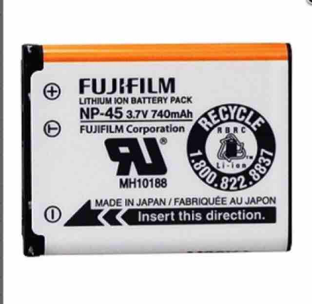 Fujifilm camera battery NP-45/NP-45A/NP-45S,for FinePix J20 J26 J27 J30 J35  Z71 Z80