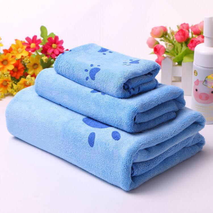 SAGM 3 in 1 Set Microfiber Absorbent bath Towel c19bb0a72