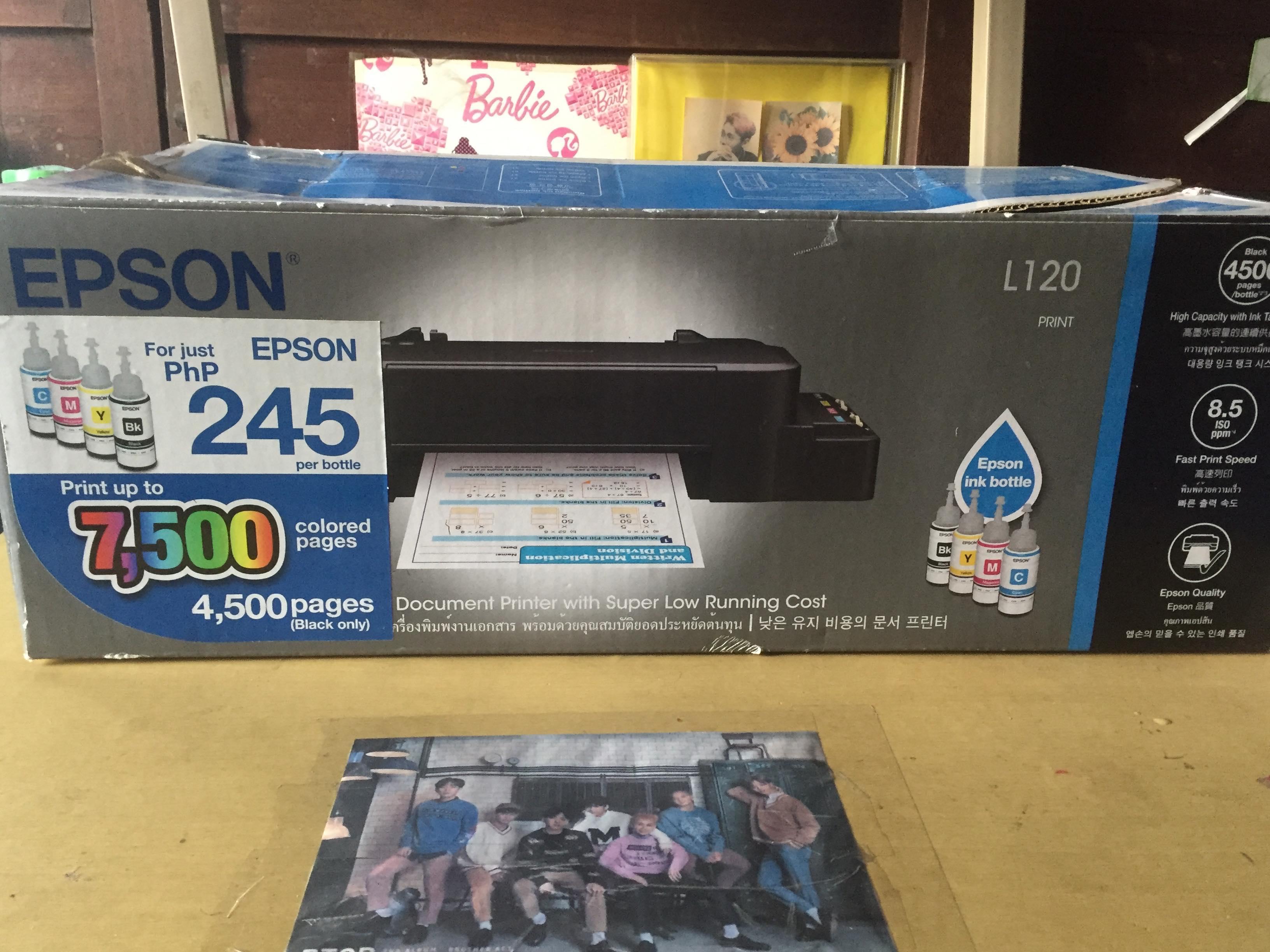 Epson Philippines: Epson price list - Epson Printer, Scanner