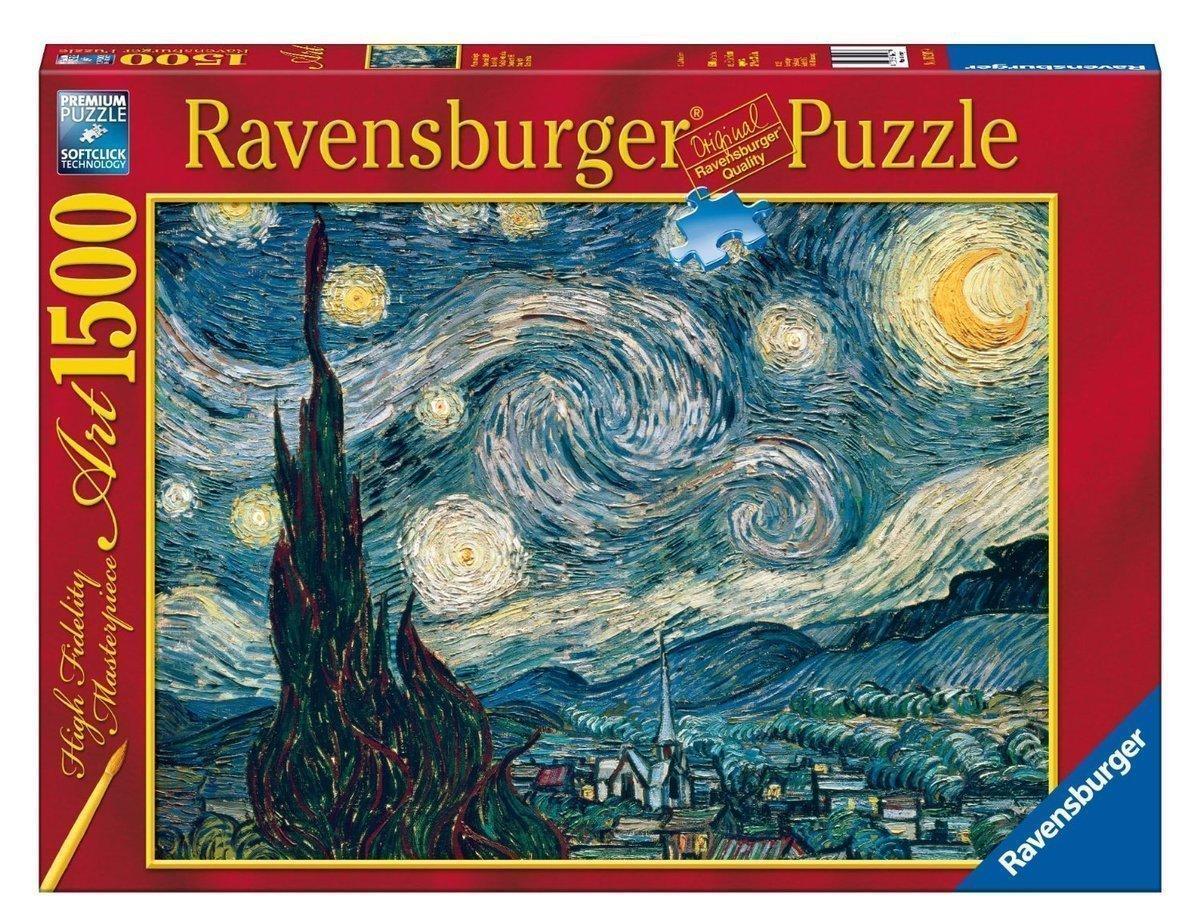 Goods RAVENSBURGER Van Gogh Starry Night 1500 of Import Adult Jigsaw Puzzle