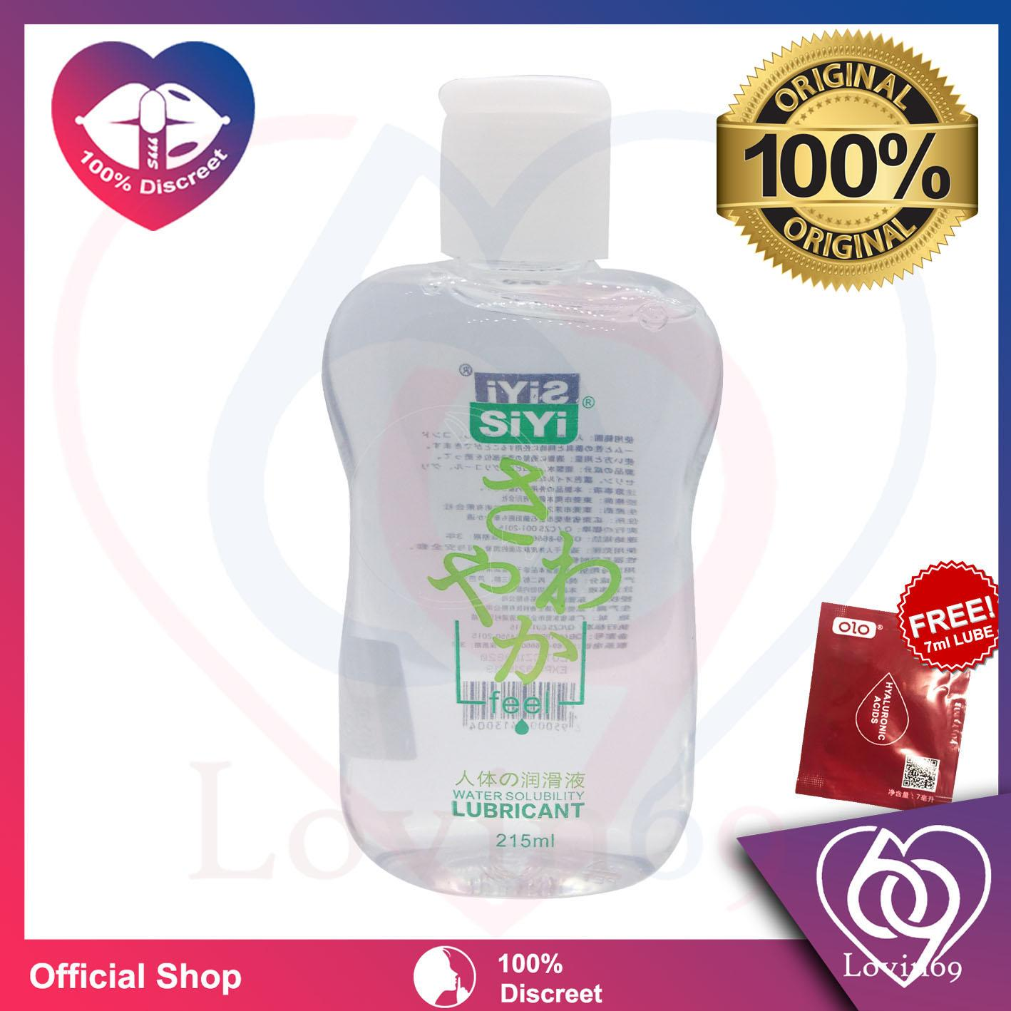 Lovin69 Siyi Japanese Water Base Lubricant For Sex Al0004 By Lovin69.