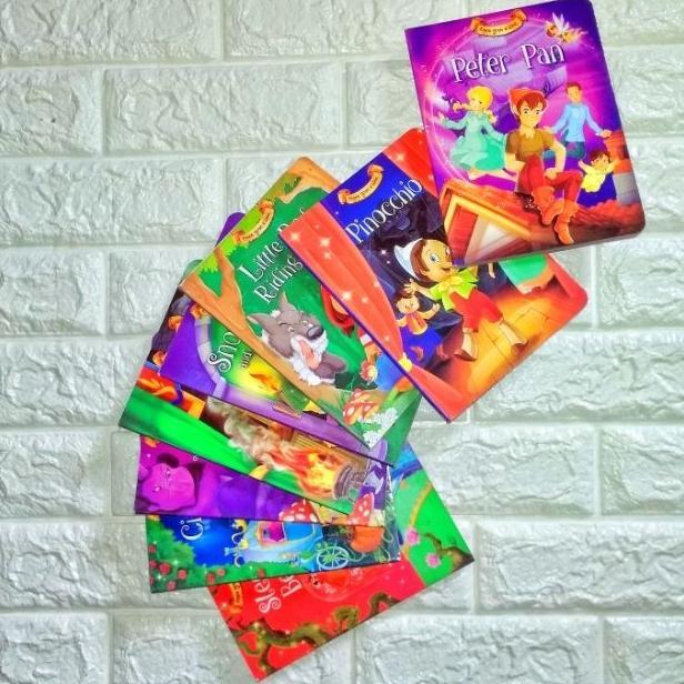 Kids Story Books By Shashoppe.ph.