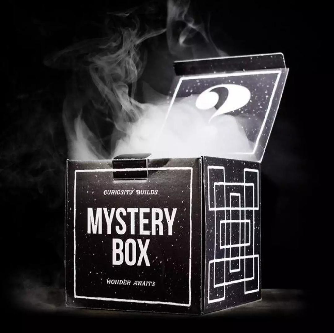 Mystery Box Gift Card By R&l Digishop.
