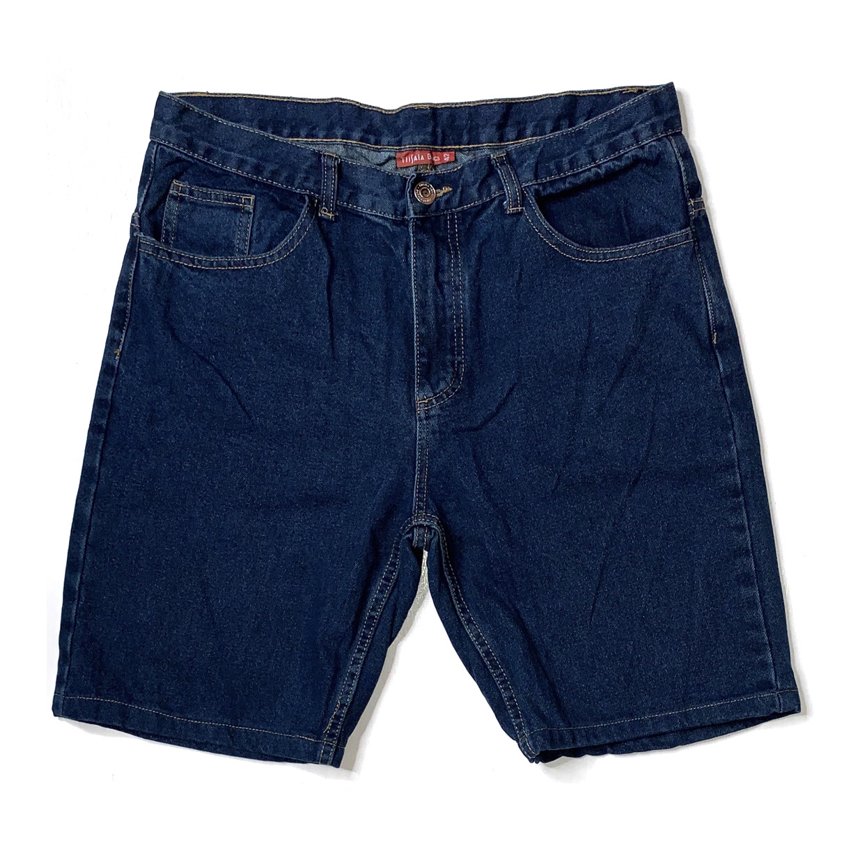 basic denim shorts