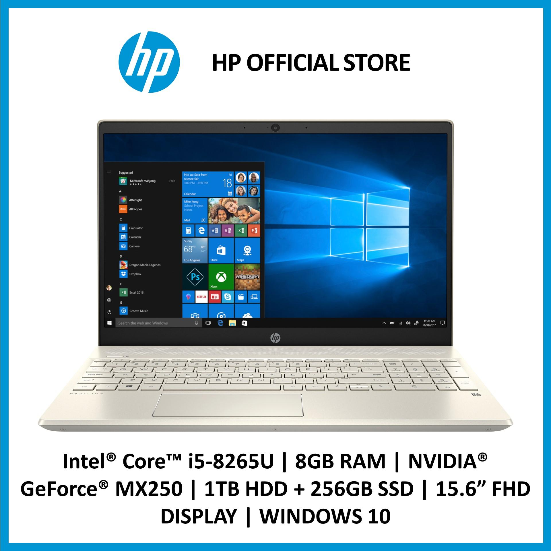HP Pavilion 15-CS2081TX Laptop (15 6