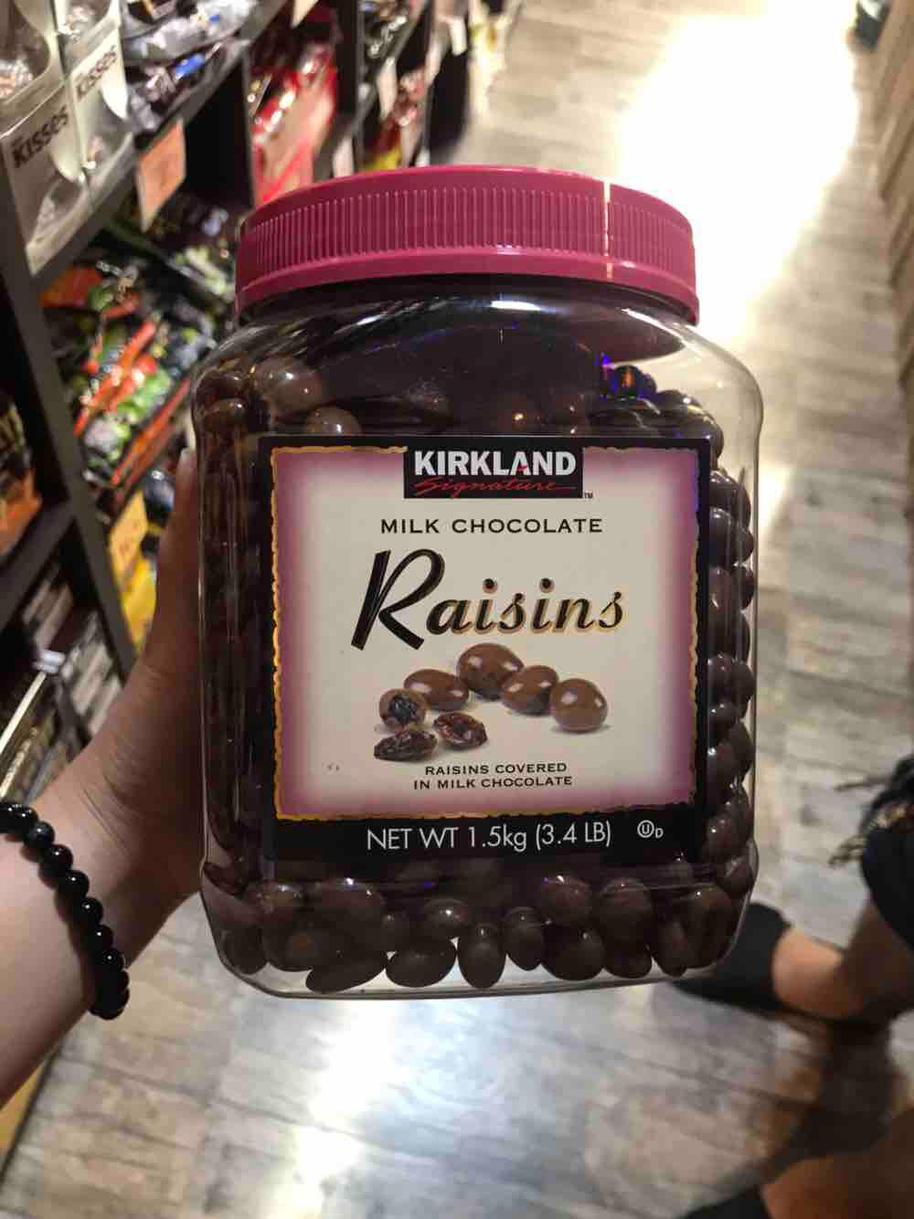 Kirkland Raisins 1 5kg