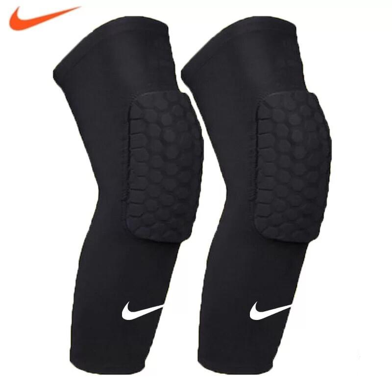 (2pcs)kneepads/sport Padded Leg Sleeves Knee Pad Nba By Ace Outdoor.
