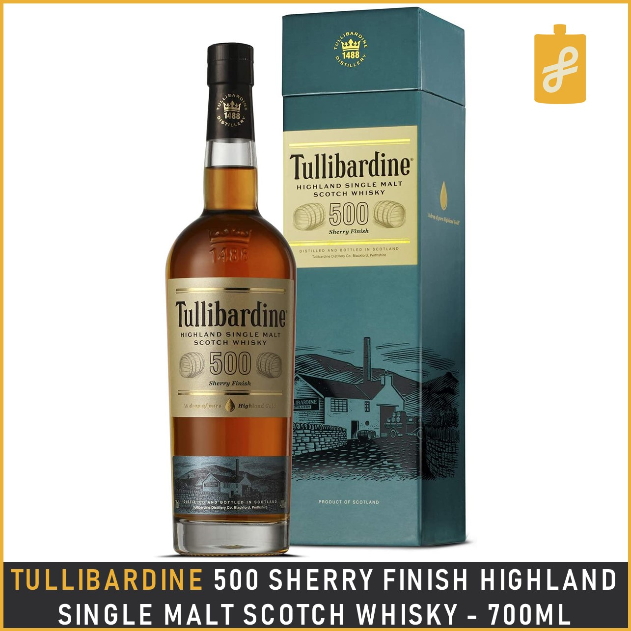Malt whisky scotch single speymhor Fine Scotch
