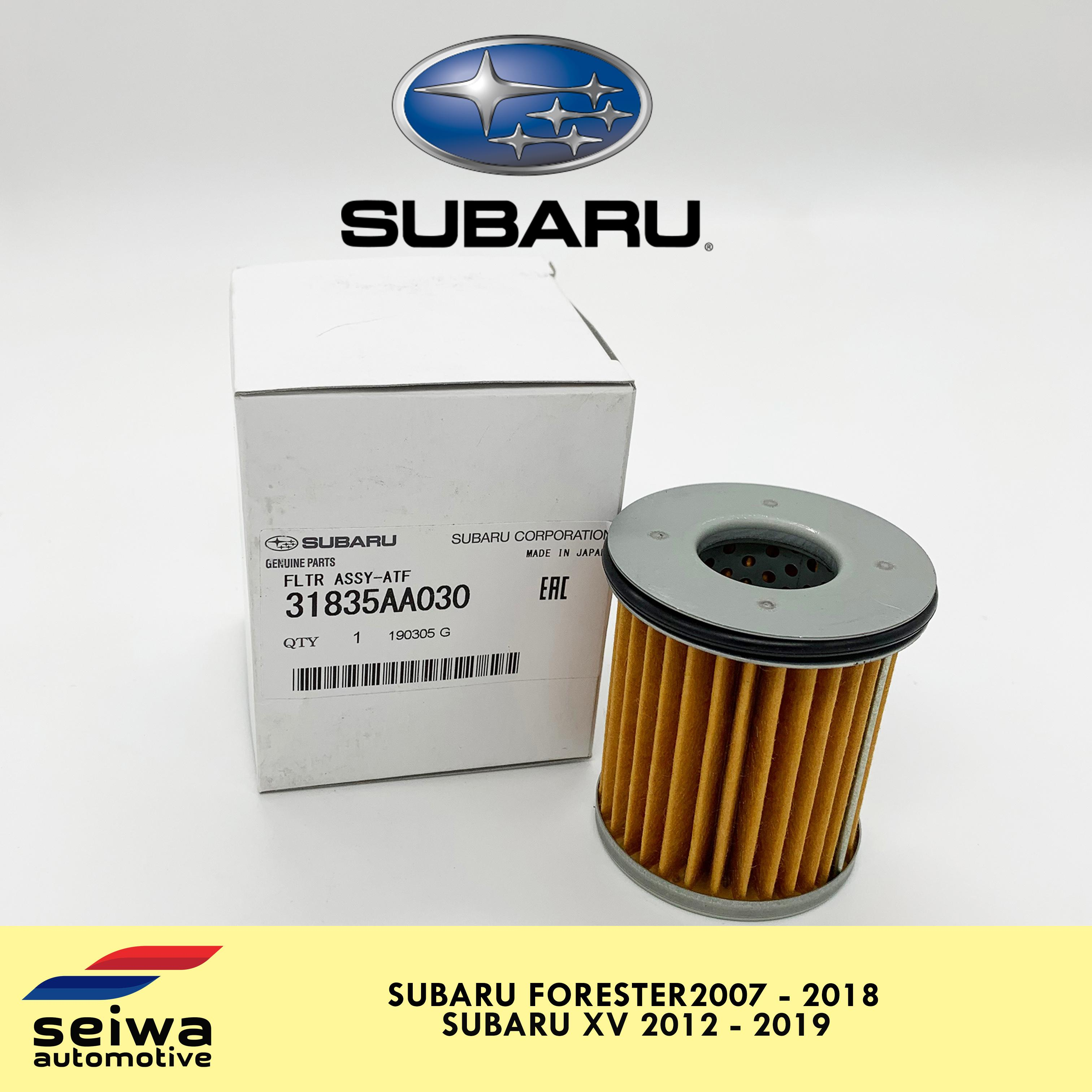 Subaru XV Transmission Filter - Subaru Forester Transmission Filter -  Genuine Subaru Auto Parts - 31835AA030
