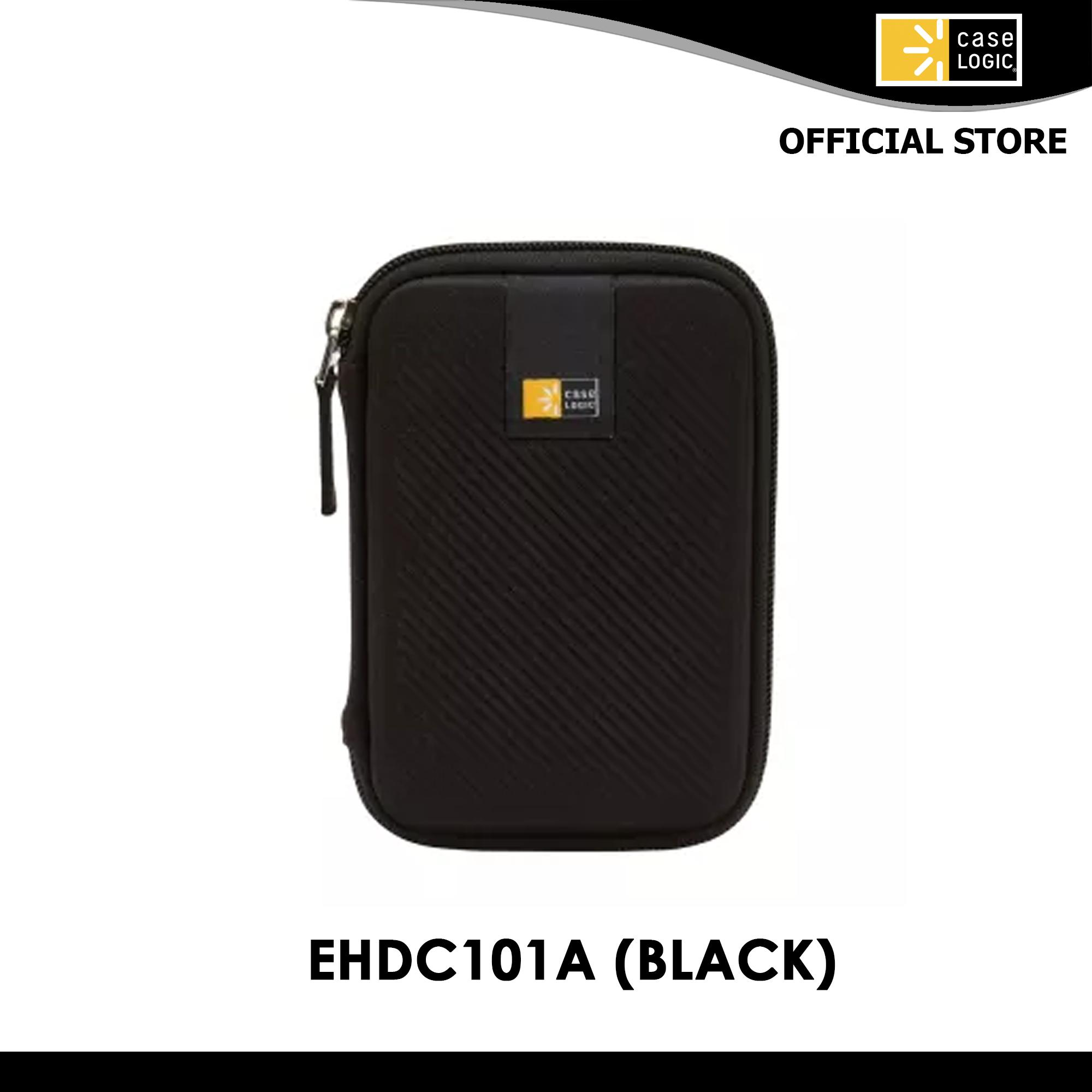 Product details of Case Logic EHDC-101A Portable Hard Drive (Black) | Lazada PH