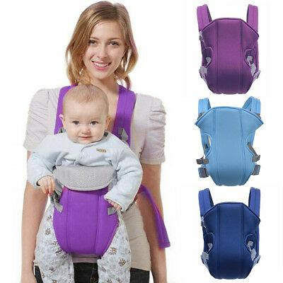 luckyhome Baby Carrier Sling Backpack Adjustable Baby Carriers
