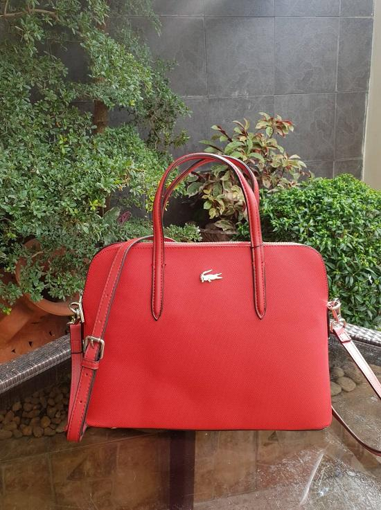 ad9f744907df Lacoste Philippines -Lacoste Bags for Women for sale - prices ...