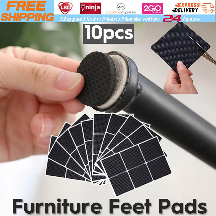 Non Slip Self Adhesive Furniture Rubber, Rubber Pads For Under Furniture Legs