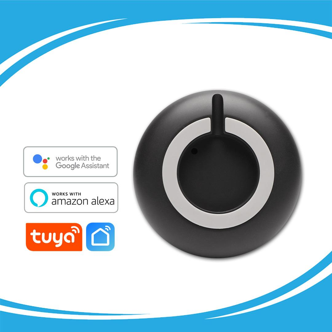 Tuya Smart IR Remote - Infrared Universal Remote For Smart Home, Compatible  With Amazon Alexa, Google Home Assistant, SmartLife & Tuya App