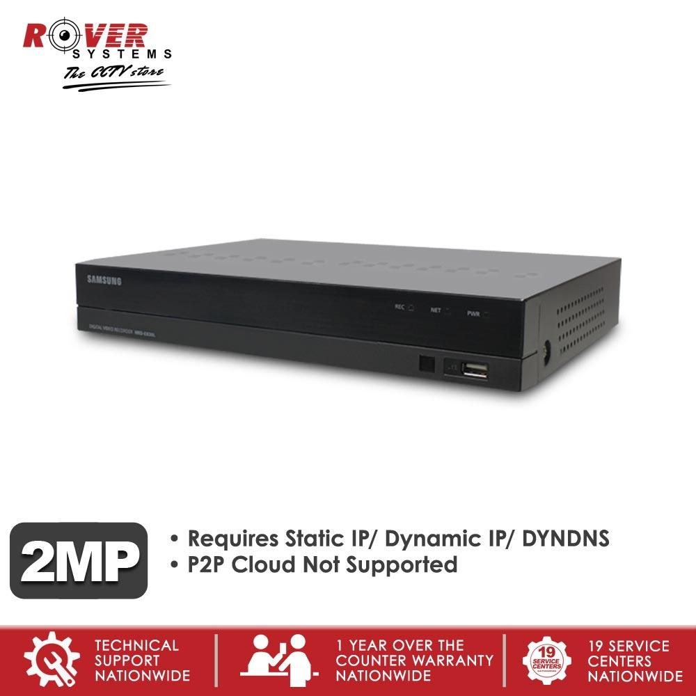 Samsung 16Ch 1080P Full AHD CCTV DVR
