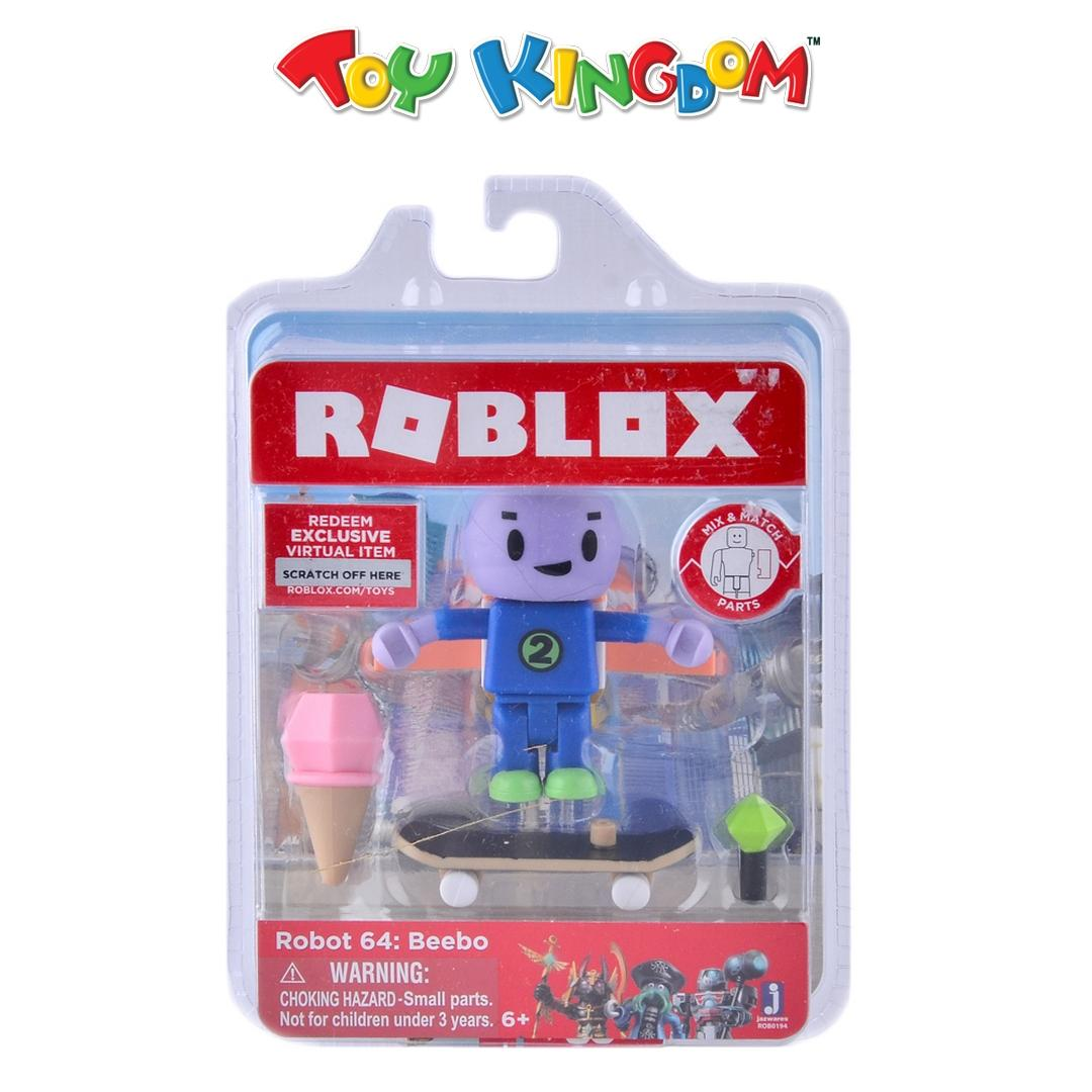 Roblox Robot 64: Beebo Single Figure Core Pack for Kids
