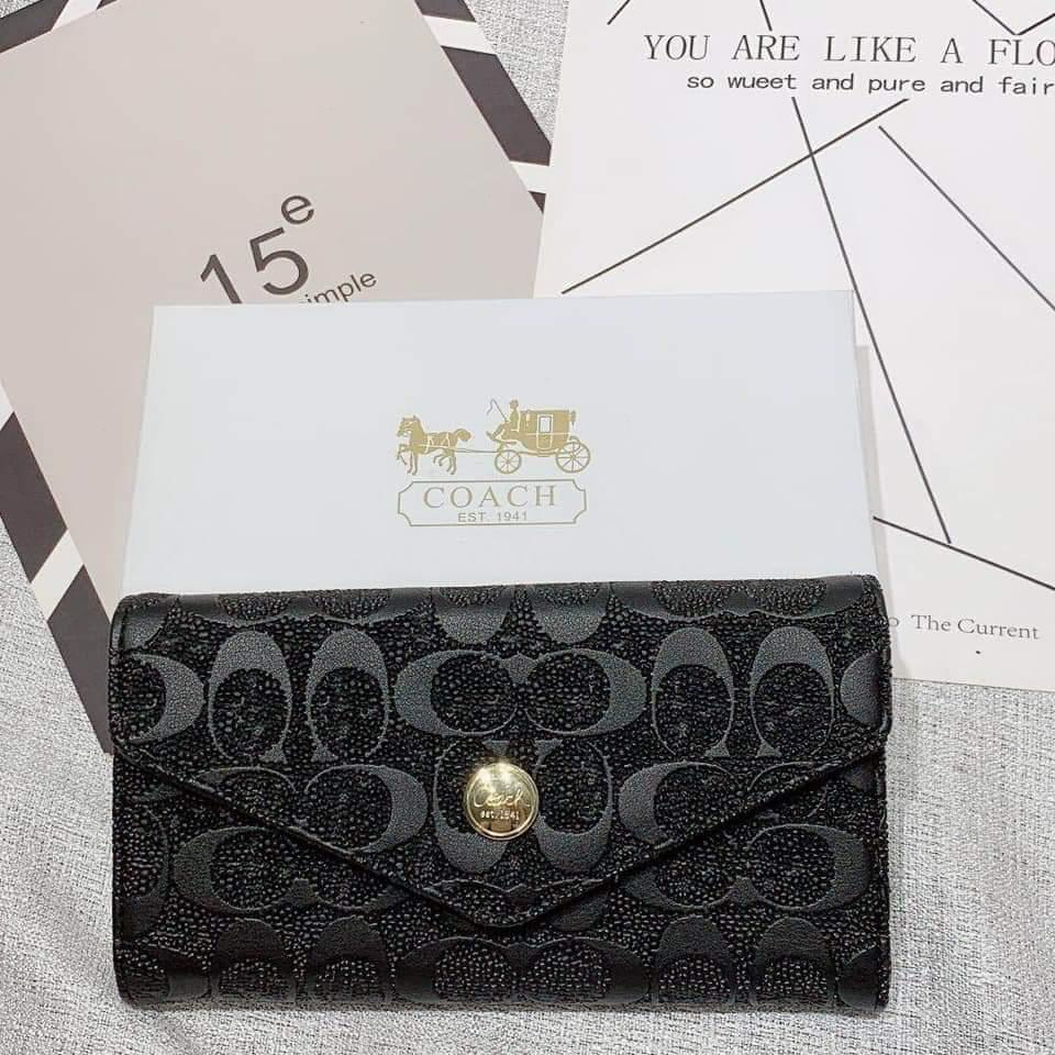 e99e05a041 Coach Long Wallet