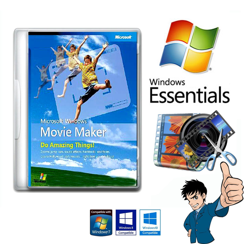 Windows Movie Maker (Windows Essentials)
