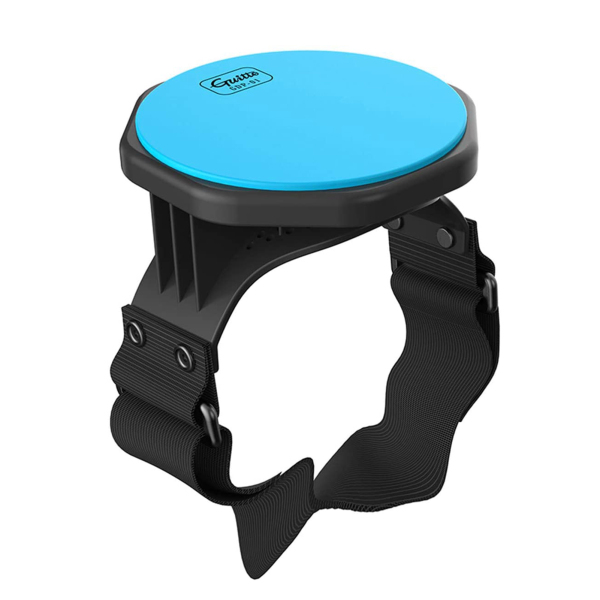 Portable Drum Practice Pad Stand Holder with Silica Gel Drum Pad Leg Strap for Kids Adults Malaysia