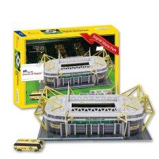 3D Puzzle 1909 e.V. Dortmun BVB Football Club Home Signal IdunaPark Stadium Model For Kids Educational
