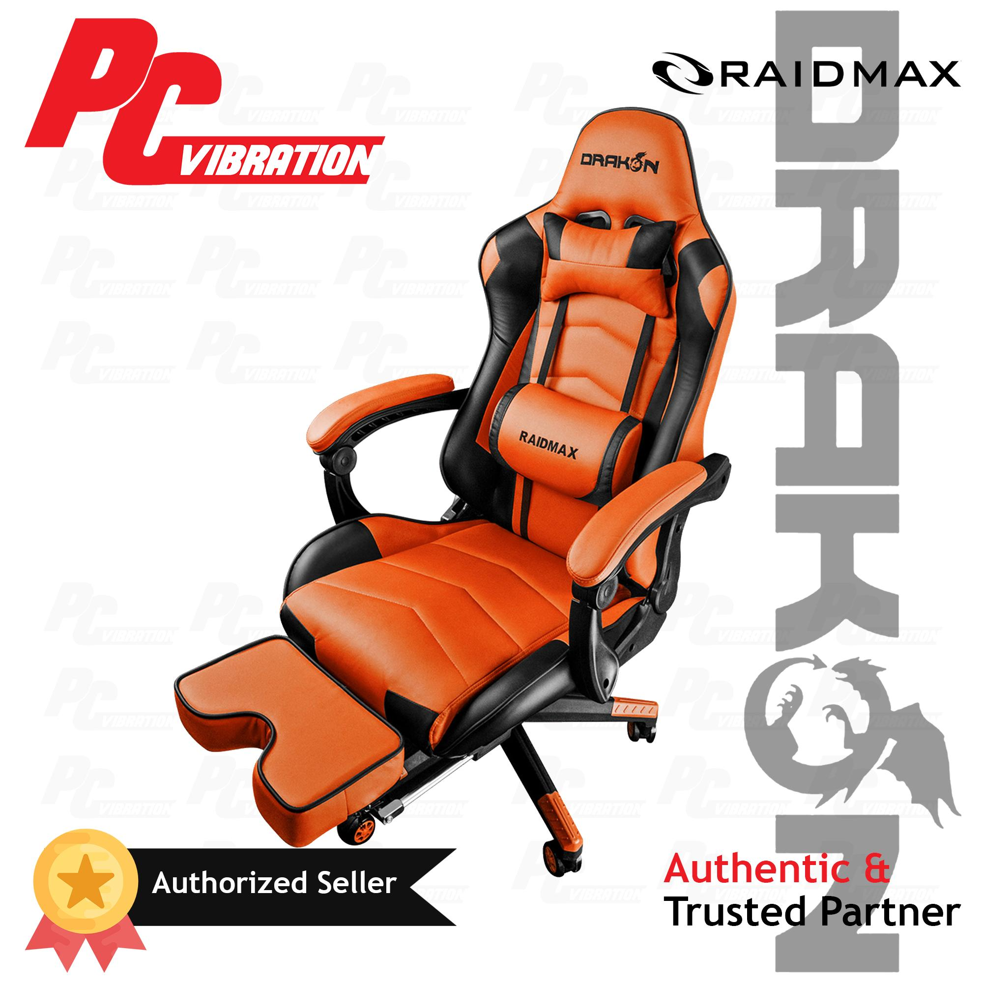 Video Game Chairs For Sale Gaming Room Prices Brands Dxracer Racing Series Oh Rv131 No Black Orange Raidmax Drakon Dk709 Chair