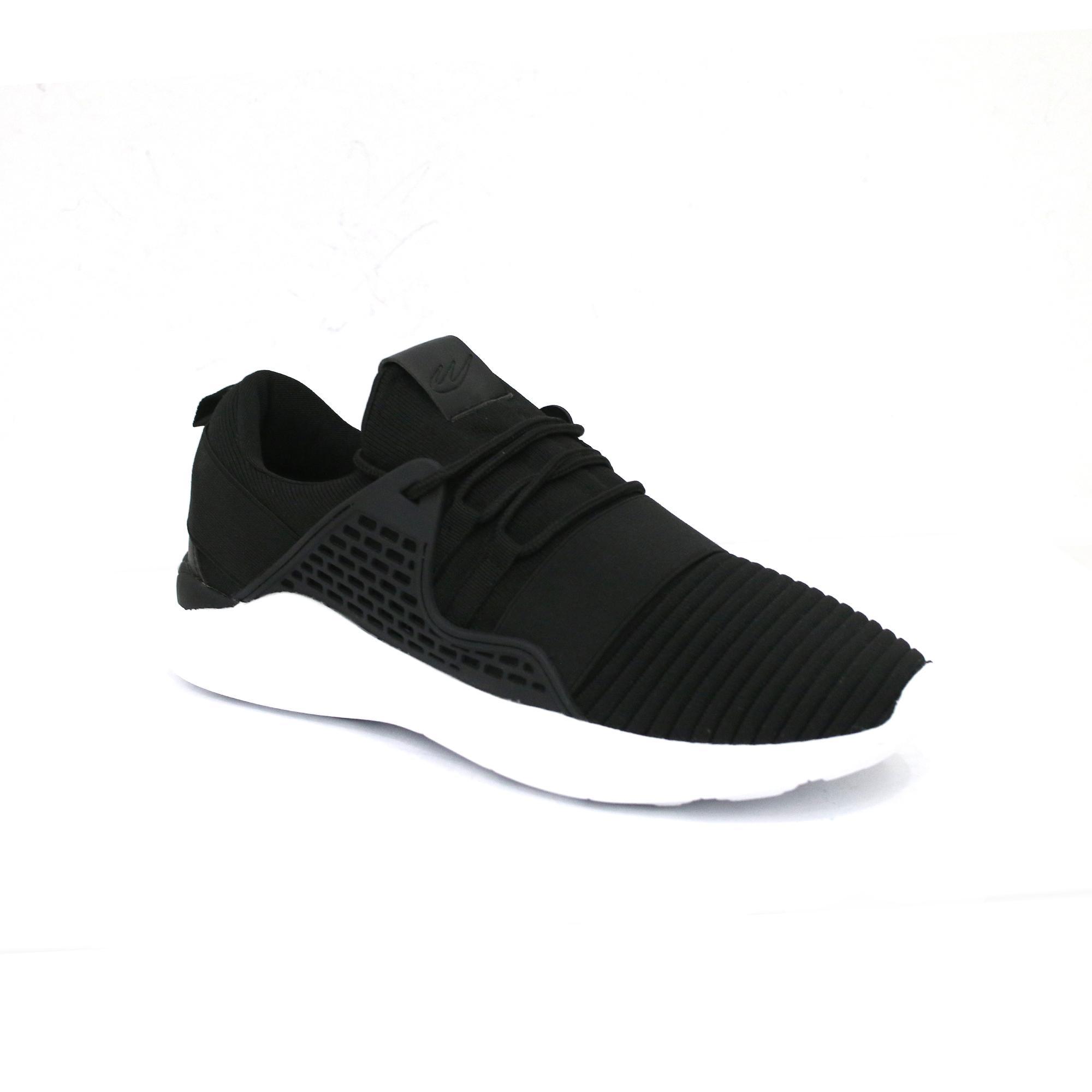 world balance rubber black shoes