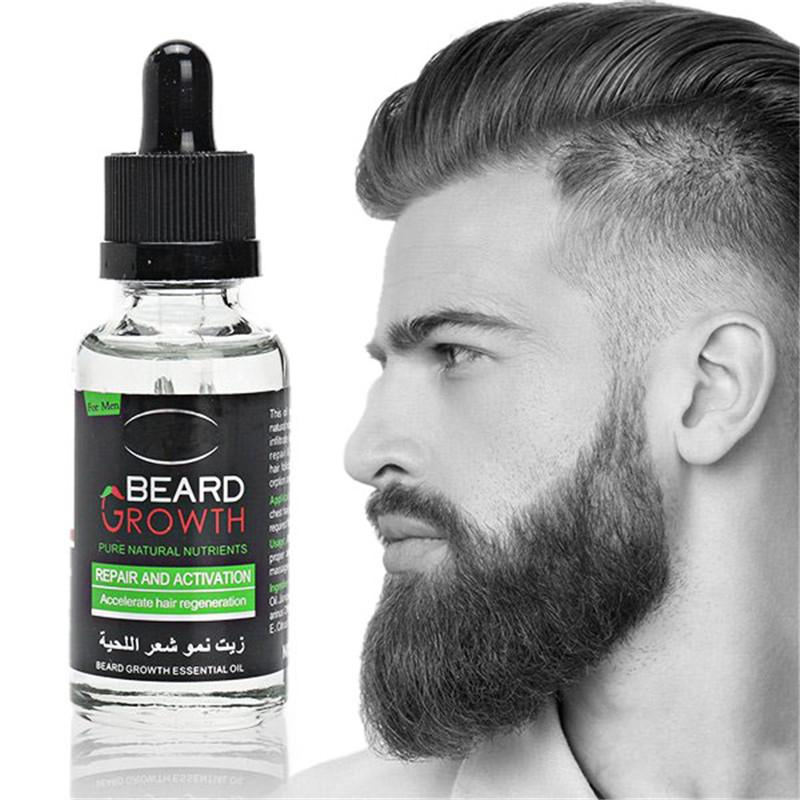 Men Chest Hair Beard Growth Essential Oil 30ml Liquid Beard Growth Fast Enhance Facial Whiskers Nutritionrepair Growth By Clairecvc Store.