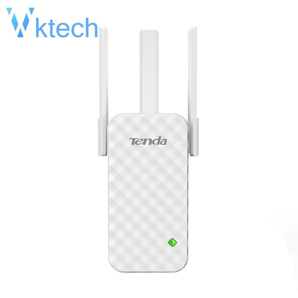 [Vktech] A12 Wireless WiFi Repeater Range Extender 300Mbps Signal Booster  for Tenda