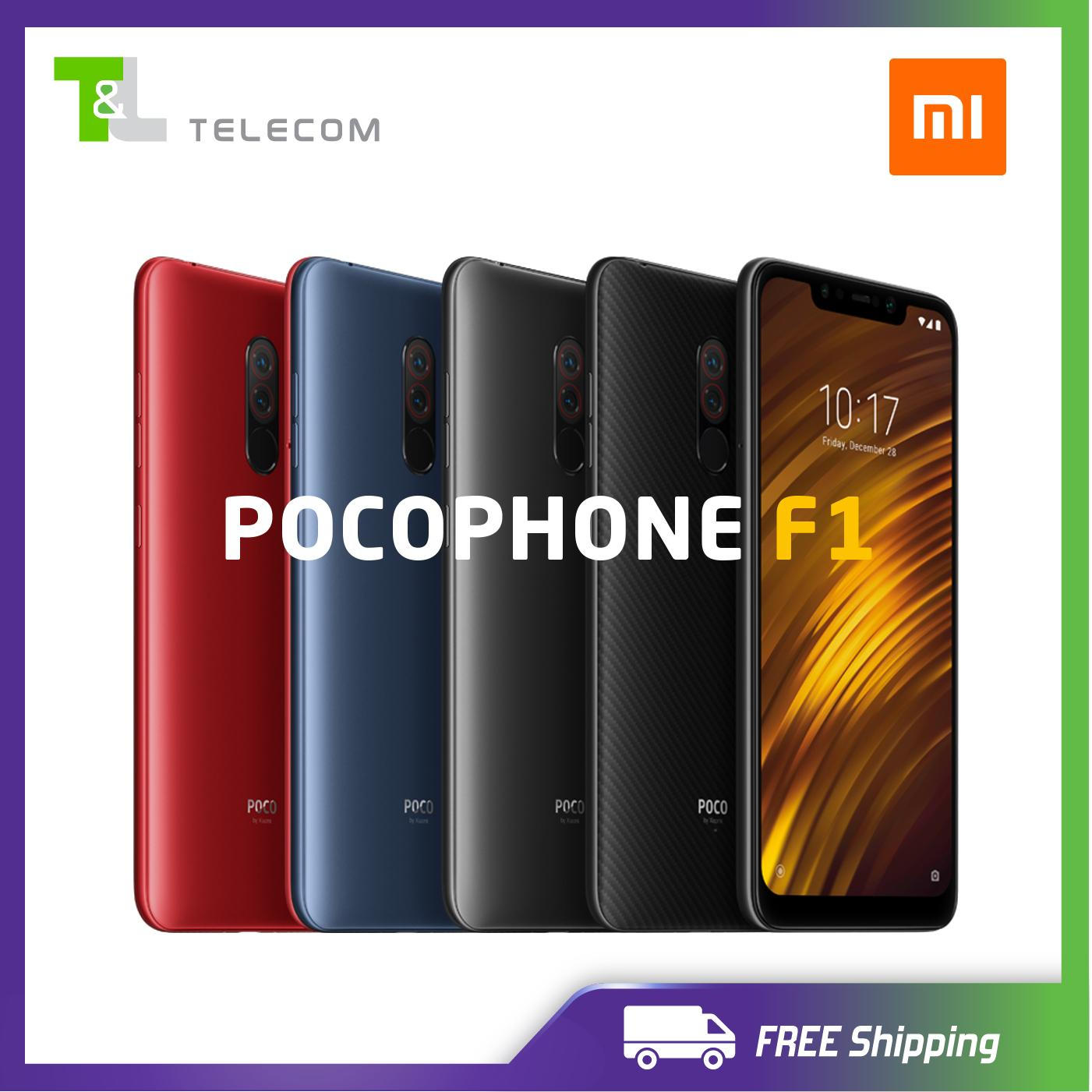 Xiaomi Pocophone F1 / Poco F1 (6+64GB / 6+128GB) - Official Global ROM Set