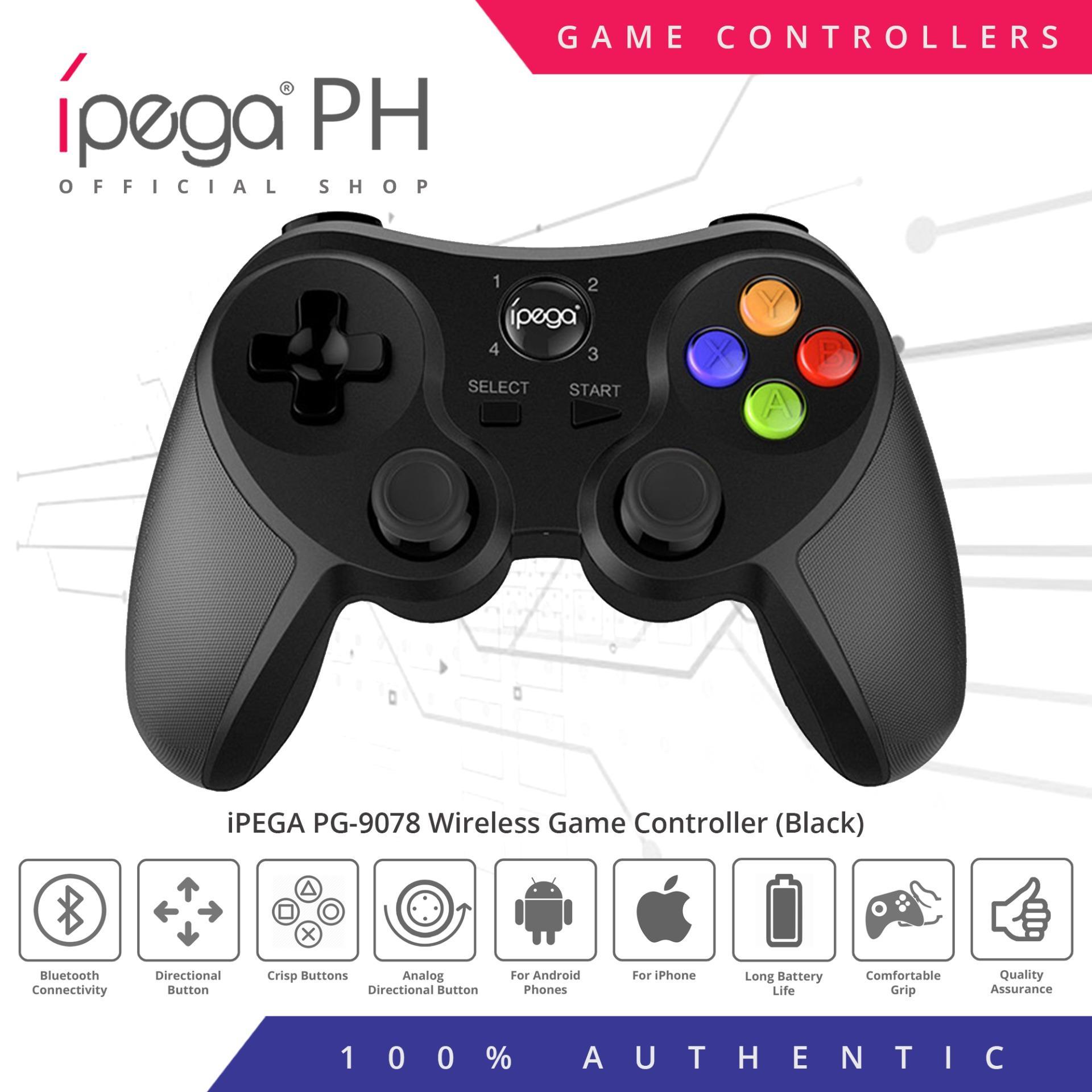 Ipega Pg-9078 Wireless Game Controller By Ipega.