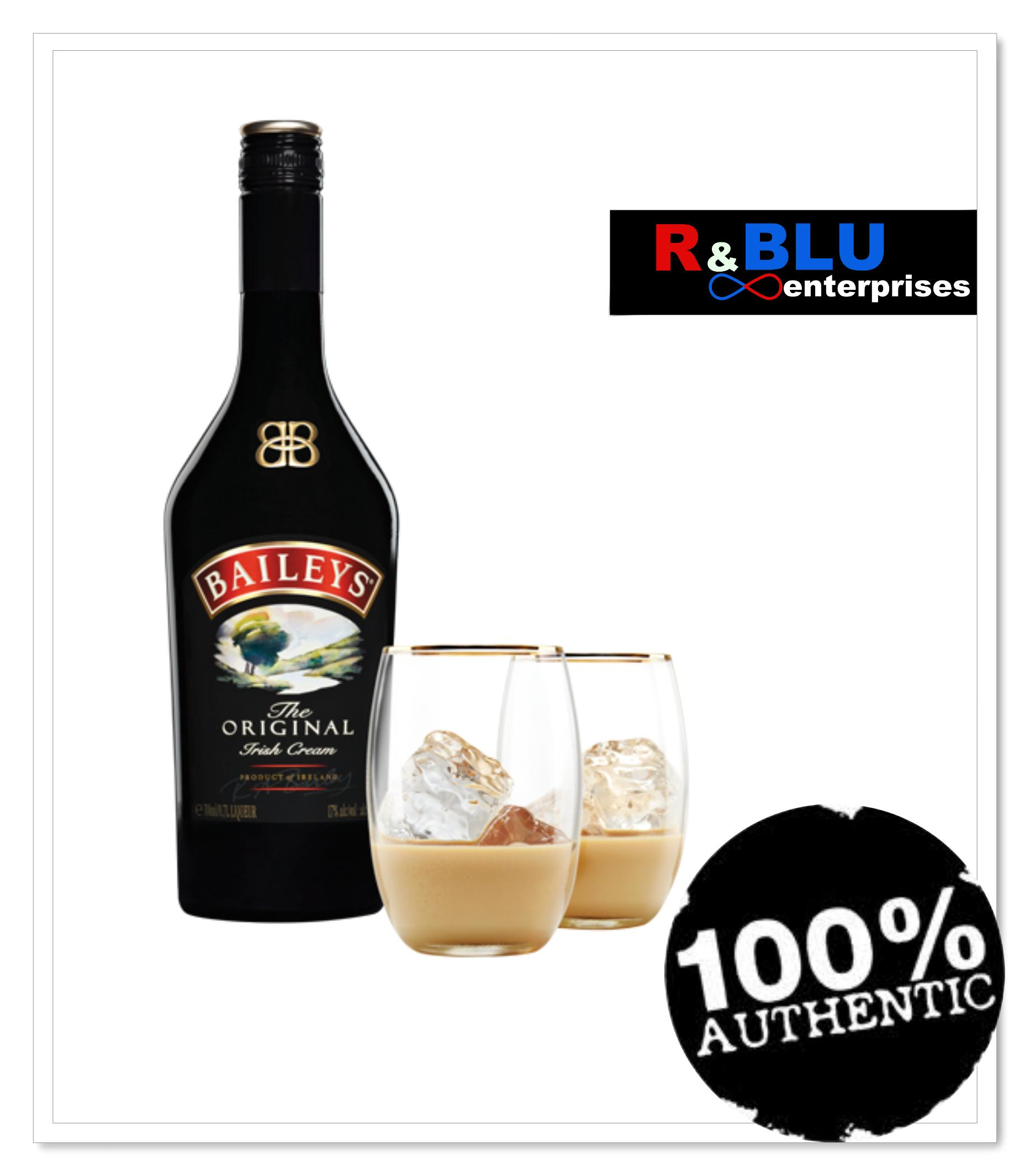 Baileys Flavour Irish Cream  Irish Liqueur image
