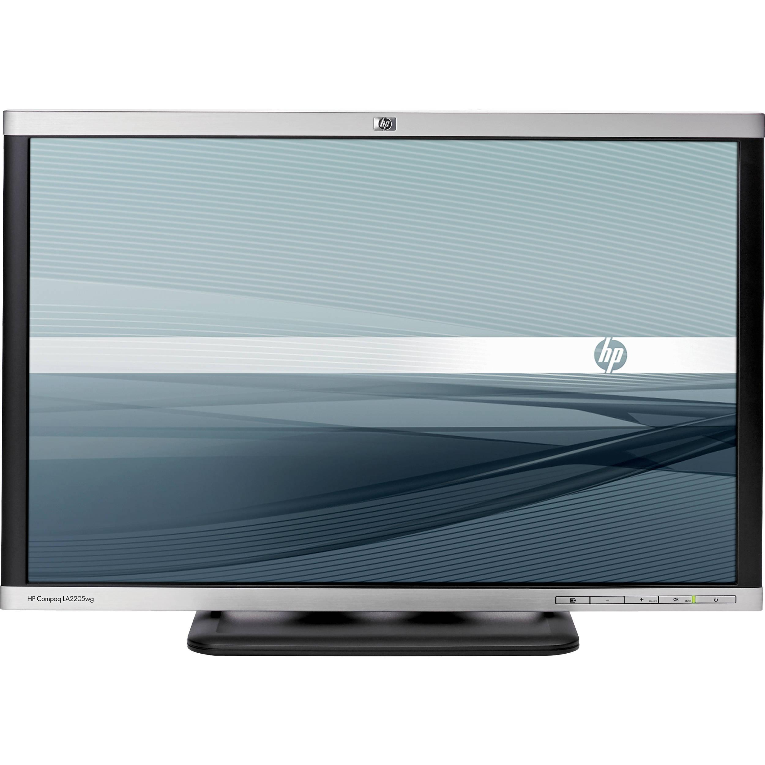 LCD HP 22 inches LA2005WG Widescreen Type