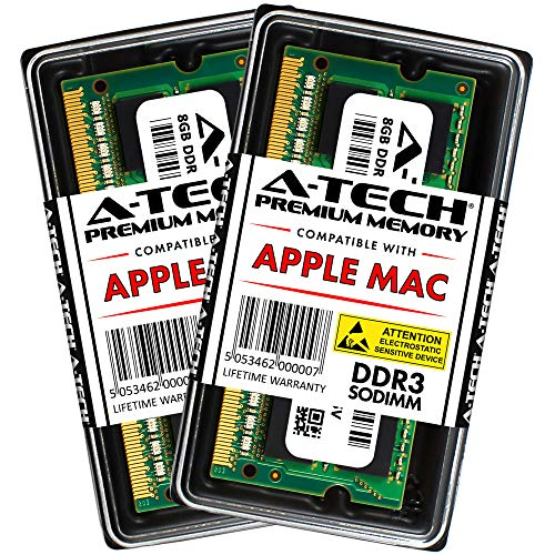 8GB PC3L-10600 DDR3-1333 For Apple Macbook Pro Late//Early 2011 A1297 A1286 A1278