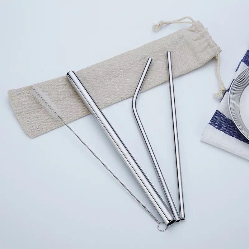 ebd38e5cebb 4 in 1 stainless straw set with pouch