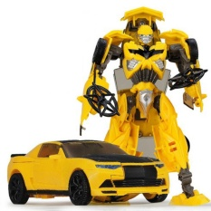 10 Styles Transformations Robot Car Optimus Prime Action Figure Toys - intl