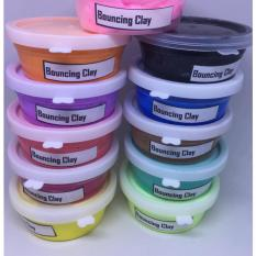 1pc Educational Bouncing Slime Air Clay 30ml for kids and adults (color may vary)