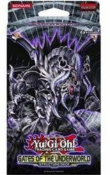 1X Yugioh Gates Of The Underworld Structure Deck (Presell) No Box