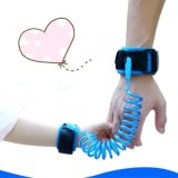 2.5m Adjustable Kids Safety Anti-lost Wrist Link Band Children Bracelet Wristband Baby Toddler Harness Leash Strap(Blue) image on snachetto.com