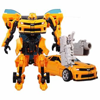 2Style Optimus Prime/Bumblebee Transformation Robots VOYAGER Action Figures Classic Toys For Children Classic Toy Christmas Gift - intl